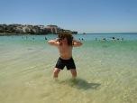 Sidnėjus, Sydney, Australija, Australia, Bondi, pliažas, pakrantė, beach, panorama, views, vaizdai, kelionė, Arūnas, Skersis